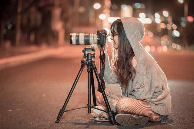 louer un appareil photo numérique